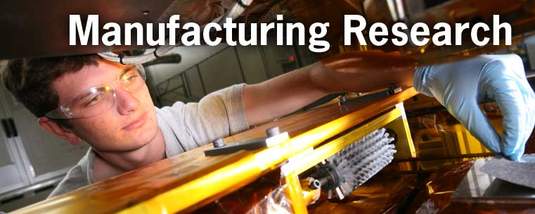 RPI Manufacturing Research