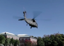 UH-60 Black Hawk at RPI